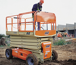 Construction Equipment For Rent By AirWorx Construction
